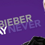 Justin Bieber — Never Say Never ноты