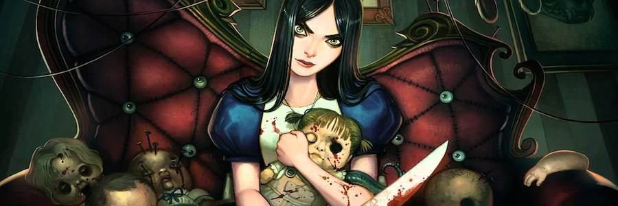 Ноты онлайн пианино Alice Madness Returns - Main Theme
