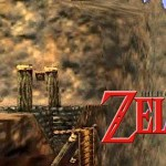 Gerudo Valley из игры The Legend of Zelda